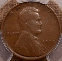 1909 S VDB KEY DATE LINCOLN CENT PCGS VF35 CAC SWEET      DA