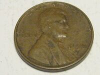 1938-D, 1939-S & 1943-D LINCOLN HEAD CENTS