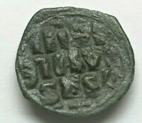 ANONYMOUS BYZANTINE COIN /6.87GR;27MM