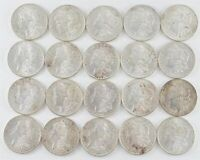 BU ROLL - 1897 MORGAN SILVER DOLLARS - UNCIRCULATED 4225