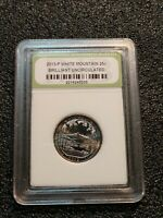 2013 P WHITE MOUNTAIN NATIONAL FOREST  NH  QUARTER UNCIRCULA