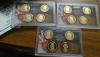 FIRST 12 PRESIDENT DOLLARS IN CASES UNTOUCHED UNCIRCULATED S