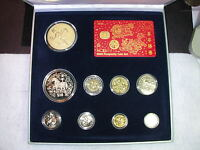 S 21: SINGAPORE YEAR OF HORSE 2002 PROSPERITY SET IN ORIGINA