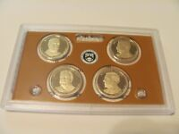 2013 PRESIDENTIAL DOLLAR PROOF SET IN BOX WITH COA