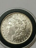 1884-O MORGAN VAM 24 OBVERSE DIE PITTING / DOUBLED 18 VARIETY SILVER DOLLAR COIN
