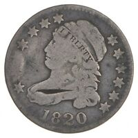 1820 CAPPED BUST DIME - STATES OF 7347