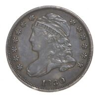1830 CAPPED BUST DIME - SMALL 10C? 4611