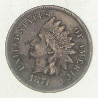1874 INDIAN HEAD CENT 3788