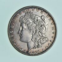 1897-O MORGAN SILVER DOLLAR 5016
