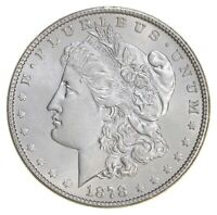 1878 MORGAN SILVER DOLLAR 5718