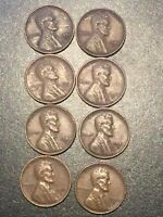 1950 S LINCOLN WHEAT CENT. GREAT BOOK FILLERS. FREE S&H