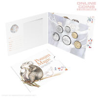 2020 RAM BABY UNCIRCULATED SIX COIN YEAR SET POSSUM MAGIC COLLECTION