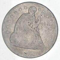 1860-O SEATED LIBERTY SILVER DOLLAR - LOWBALL? 7271