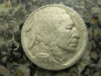 1918S BUFFALO NICKEL VF DETAILS RB3309 55C SHIPPING,SHIPS FREE ON 3 OR MORE