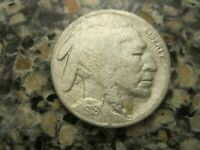 1918S BUFFALO NICKEL VF DETAILS RB3307 55C SHIPPING,SHIPS FREE ON 3 OR MORE