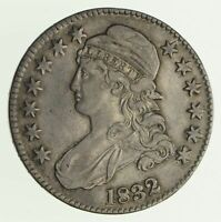 1832 CAPPED BUST HALF DOLLAR - CIRCULATED 4165
