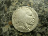 1914 BUFFALO NICKEL VF DETAILS RB3349 55C SHIPPING,SHIPS FREE ON 3 OR MORE