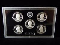 2012 S UNITED STATES SILVER PROOF SET 14 PIECE SET NIB WITH