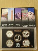 2013 ATB QUARTERS SILVER PROOF SET  SV9