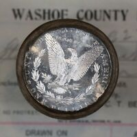 ONE   $20  UNCIRCULATED GEM BU  MORGAN SILVER DOLLAR ROLL S