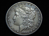 1895-S $1 MORGAN DOLLAR VF/EXTRA FINE , GREAT BETTER DATE