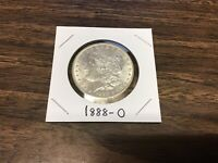 1888-O $1 MORGAN SILVER DOLLAR