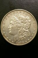 1878 S MORGAN SILVER DOLLAR 90 US SILVER COIN SAN FRANCISCO