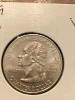 2009 P WASHINGTON QUARTER COIN GUAM WASHINGTON US TERRITORIE