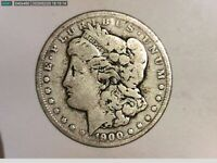 1900-O VAM 29A DIE BREAK DATE TOP 100 MORGAN SILVER DOLLAR LOWBALL