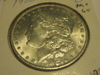 1900-O MORGAN SILVER DOLLAR GEM BU