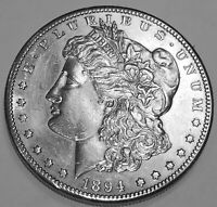 1894 S MORGAN  DOLLAR CHOICE BU