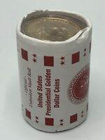 UNCIRCULATED OFFICIAL VAULT ROLL JAMES MADISON ONE DOLLAR 10 COIN ROLL UNOPENED