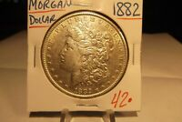 1882 MORGAN DOLLAR  SHIPS FREE