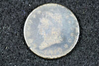 ESTATE FIND 1810 CLASSIC HEAD LARGE CENT  D18742