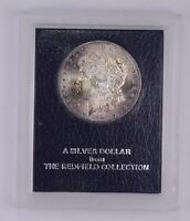 1889-S MORGAN SILVER DOLLAR - THE REDFIELD COLLECTION 7831