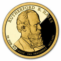2011-S RUTHERFORD B. HAYES PRESIDENTIAL DOLLAR PROOF - SKU211996