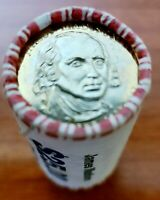 JAMES MADISON 2007 UNCIRCULATED PRESIDENTIAL ONE DOLLAR ROLL