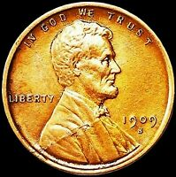 1909-S VDB LINCOLN CENT PENNY KEY DATE WITH PLANCHET LAMINATION ERROR LIN027