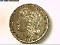 1880-S VAM 8 OVER DATE TOP 100 MORGAN SILVER DOLLAR