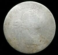 1797 DRAPED BUST HALF DIME SMALL EAGLE