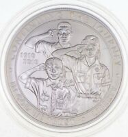 UNC 2010 P BOY SCOUTS OF AMERICA COMMEMORATIVE US DOLLAR 90
