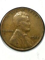 1932   LINCOLN WHEAT CENT -   CIRCULATED 14126