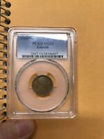 LINCOLN CENT 1909S VG10
