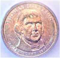 NOT MANY OF THESE-2007 TOM JEFFERSON $ ICG MINT STATE 60 MISSING EDGE LETTERS-GO FOR IT