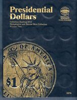 PRESIDENTIAL 2012 TO 2016 COINS & NEW BOOK.  COMPLETE P & D