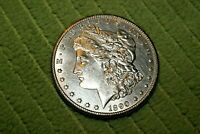 A450,HIGH GRADE 1890 CC VAM 8,MORGAN SILVER DOLLAR,