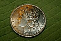 A624,MORGAN SILVER DOLLAR,1881-O VAM-1K,CLASH,HIGH GRADE GEM BU