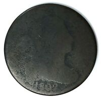 1802 DRAPED BUST LARGE CENT EARLY COPPER PENNY
