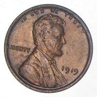 1919 LINCOLN WHEAT CENT 9098