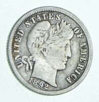 1892 O BARBER DIME   WALKER COIN COLLECTION  895
